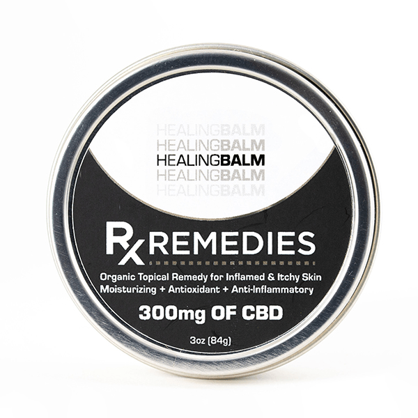 RX Remedies 300mg CBD Skin Healing Balm