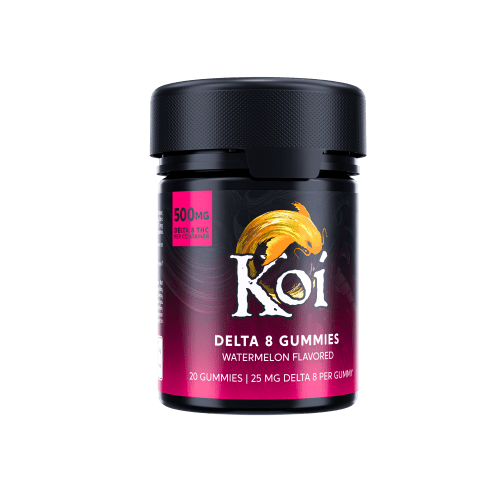 Koi Delta 8 Watermelon Gummies