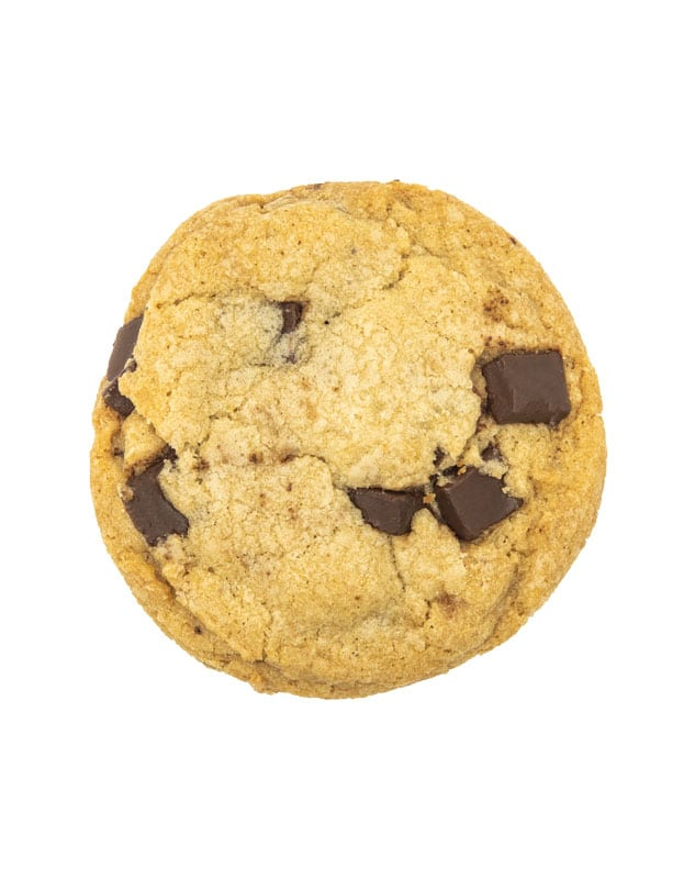 3 Chi Delta 8 Chocolate Chip Cookies